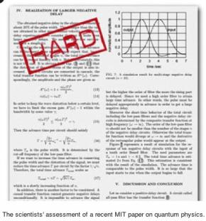 Science Sarcasm