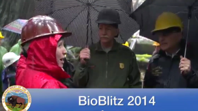 US Interior features BioBlitz