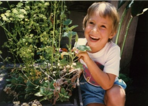 #TBT Early Green Thumb