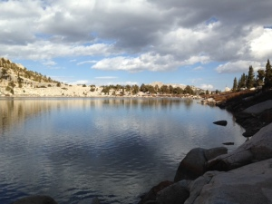Chicken Springs Lake is pretty easy on the eyes, if you ask me.